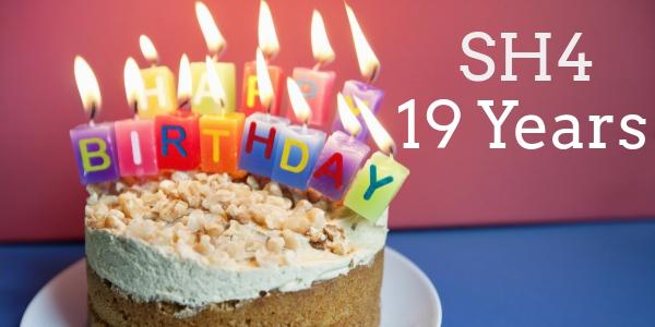 SH4's 19th Anniversary